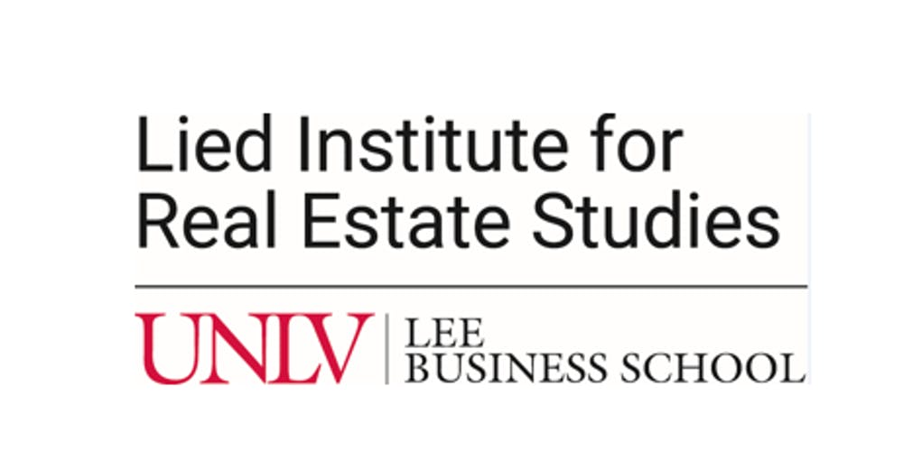 UNLV Lied Institute Presents Commercial RE Continuing