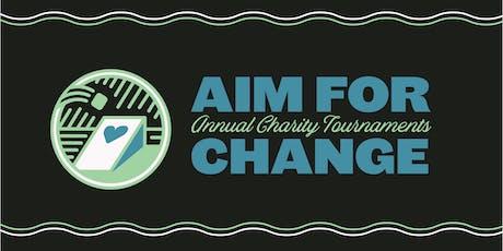 Aim For Change Corn Hole Tournament, Saint Cloud FL tickets