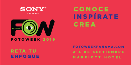 FotoWeek Panamá 2019 boletos