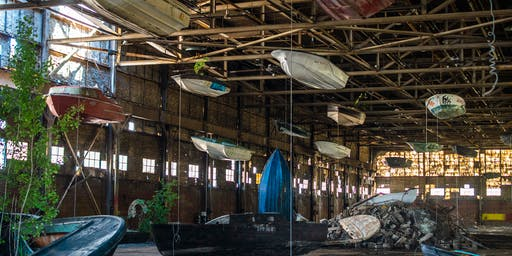 Exclusive Tour of Material Detroit with Scott Hocking & Laura Mott