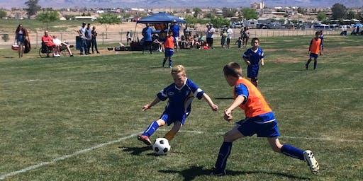 2020 Colorado River Invitational Tournament -DRY CAMPING
