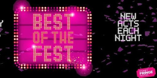 BEST of the FEST- Comedy Showcase
