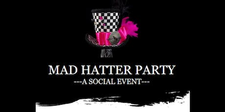 Mad Hatter Social Event with DIVCO tickets