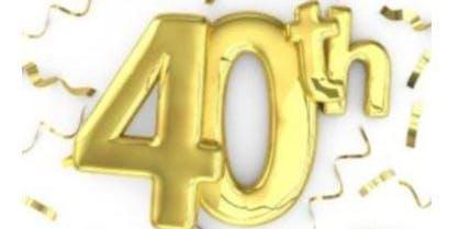 Bibleway Christian Fellowship - 40th Pastoral & Church Anniversary Banquet
