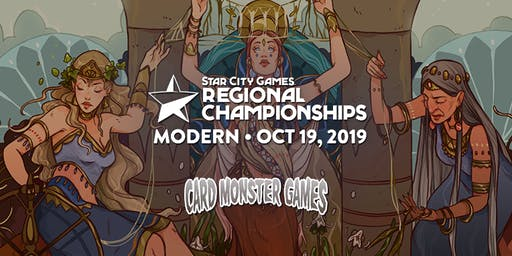 SCG Regionals - Modern by CardMonsterGames