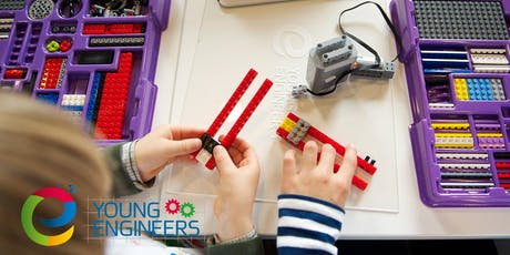LEGO-Robotics Summer Fun Workshops for kids 6-14 yrs in Erin Mills Mall! tickets