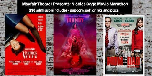 Mayfair Nick Cage Movie Marathon