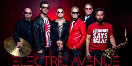 Electric Avenue: An 80s MTV Experience on Station Street tickets