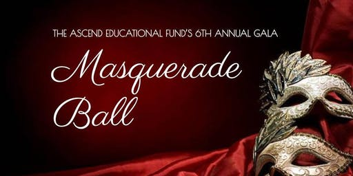 AEF Sixth Annual Gala: Masquerade Ball