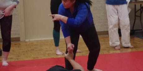 Women's Self-Defense Workshop tickets