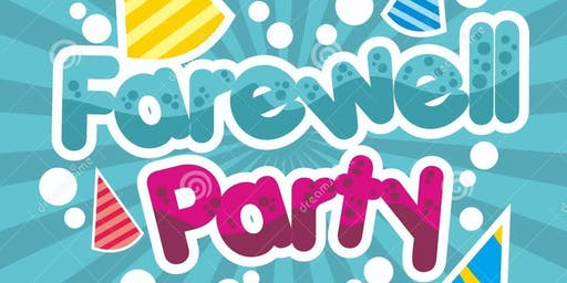 Belva White's Farewell Party