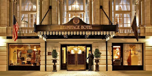 HNI Behind-The-Scenes Tour at The Hermitage Hotel – Headquarters of Woman Suffrage Campaign