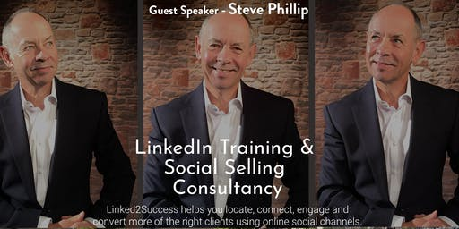 Business event - LinkedIn 2 Success with Steve Phillip