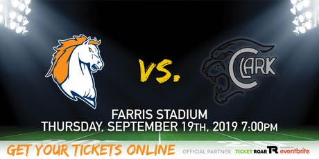 Brandeis vs Clark Varsity Football tickets