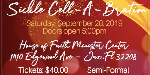 SICKLE CELL-A-BRATION