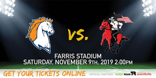 Brandeis vs Taft  Varsity Football