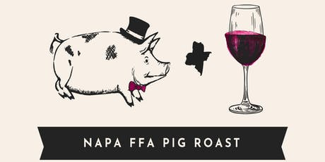 Swine & Wine - Napa FFA Pig Roast  tickets
