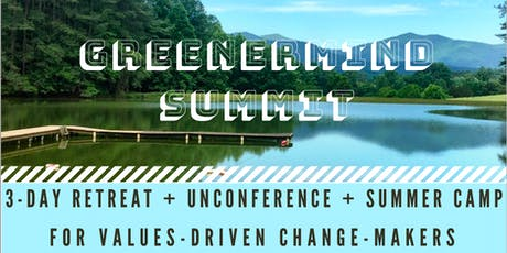 Greenermind Summit East - 2019 tickets