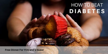 Beat Diabetes | FREE Dinner Event with Dr. Jeff May tickets