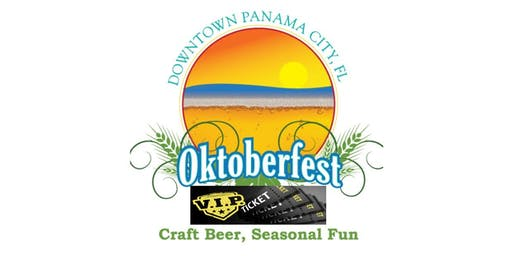 VIP TICKETS  OKTOBERFEST -Downtown Panama City