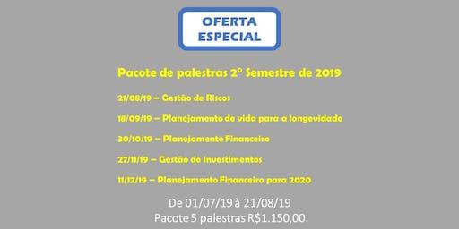 Pacote 2° Semestre 2019