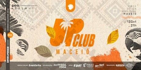 UP Club - Café de La Musique Maceió ingressos