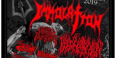 Immolation, Blood Incantation
