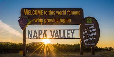 Napa Valley Powerhouse Tasting tickets