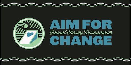 Aim For Change Corn Hole Tournament, Beverly MA