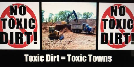 Toxic Dirt Community-Wide Information Forum tickets