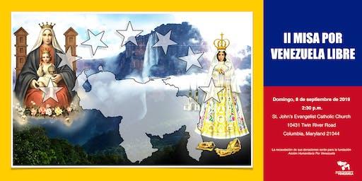 Misa Por Venezuela Libre