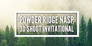 2019 Powder Ridge NASP 3D Invitational