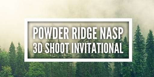2019 Powder Ridge NASP 3D Invitational