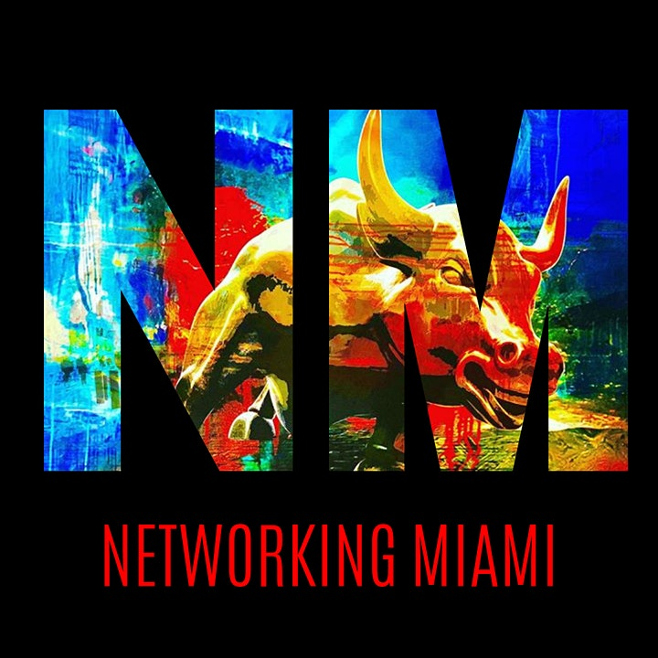 Networking Miami Happy Hour image