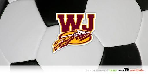 Walsh Jesuit vs Brunswick JV/Varsity Soccer (Girls)