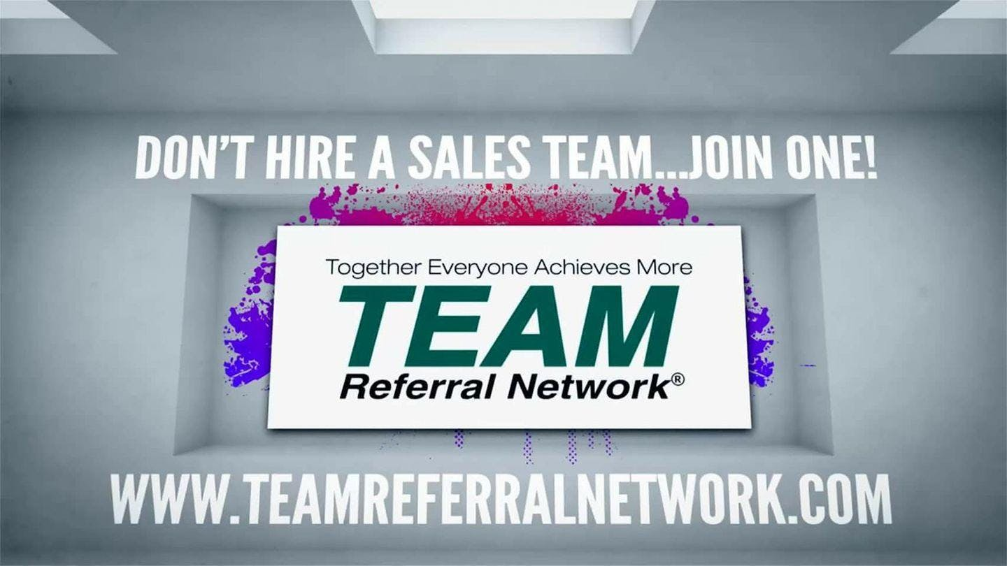 TEAM Referral Network Information Session