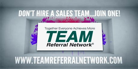 TEAM Referral Network Information Session tickets