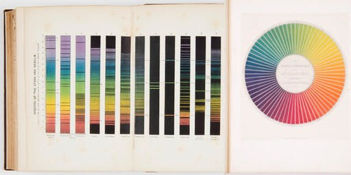 Nature of Color, Color of Nature: Private Library Tour & Talk