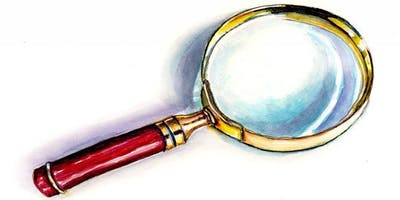 Sleuthing in the Stacks–Gr. 3-6 Oct. 24