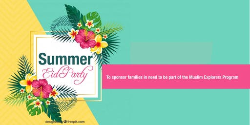Summer Eid Party - Ladies Only!