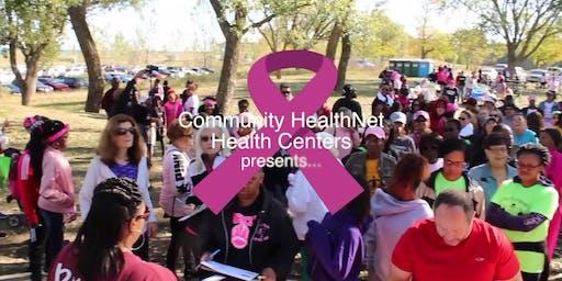 CHN's Breast Cancer Awareness 5K Walk 2019