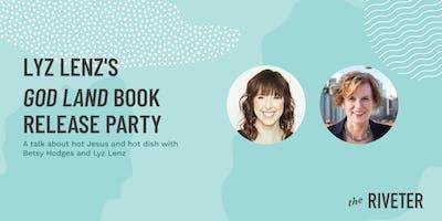 "Lyz Lenz's ""God Land"" Book Release Party"
