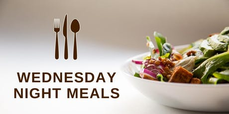 Wednesday Night Meals tickets