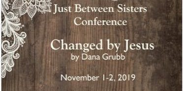 Just Between Sisters Conference