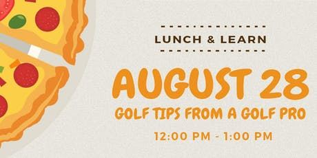 BXAVA Fun Golf Lunch & Learn tickets