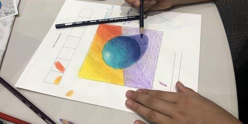 Hillsboro Colored Pencil Workshop 2 - Open House F19