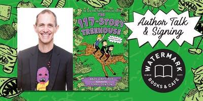 An Evening with Andy Griffiths bestselling author of the 13-Story Treehouse