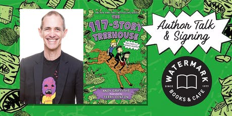 An Evening with Andy Griffiths bestselling author of the 13-Story Treehouse tickets