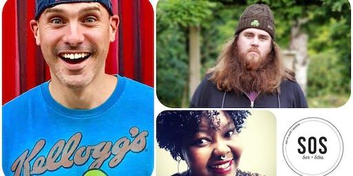 SOS Comedy in Southend - August