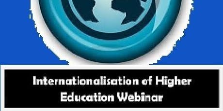 Webinar: What does an internationalised curriculum look like? tickets